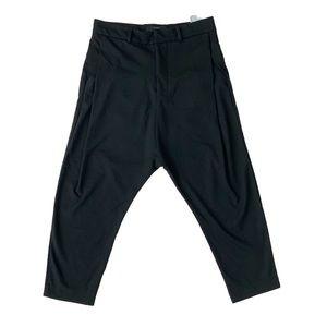 Zara | lo crotch pants